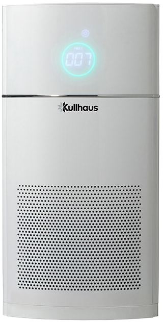 Kullhaus AERO air cleaner ionizer for Healthy Living. Kullhaus air treatment appliances