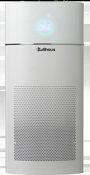 Kullhaus AERO+ air cleaner ionizer for Healthy Living. Kullhaus air treatment appliances