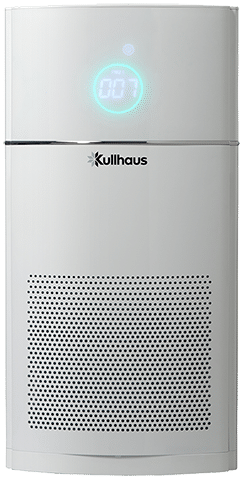 Air treatment appliances by Kullhaus air cleaner